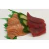 73 Sashimi zalm&tonijn 6 stuks