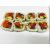 Spicy maguro roll  54