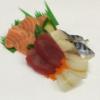 74 Sashimi mix 10 stuks